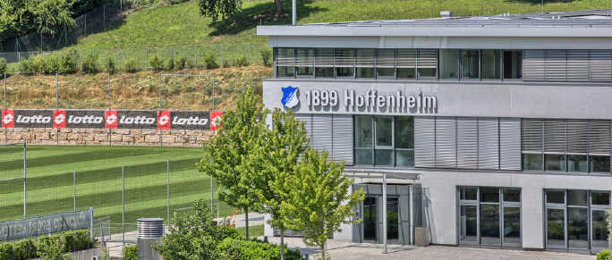 Trainingszentrum der TSG 1899 Hoffenheim